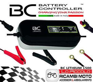 Chargeur de Batterie BC Controller Lithium 1500 Pour Life Moto