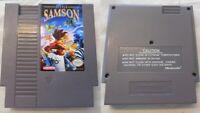 🎇 Little Samson 🎇 Nintendo NES 🎇 72 pins 8 bit USA NTSC / PAL Cartridge