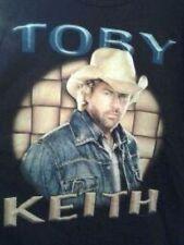 Toby Keith - 2005 Big Throwdown Ii Tour - T-Shirt - Lg
