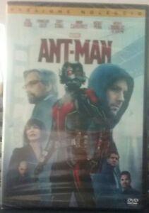 ANT-MAN    -  DVD  -  versione noleggio sigillato