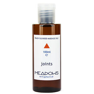 Joints Massage Oil (Meadows Aroma) 100ml