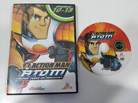 ACTION MAN ATOM ALPHA TEENS ON MACHINES DVD VOLUMEN 4 - EPISODIOS 10-13 - AM