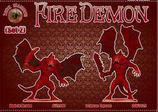 Dark Alliance 1/72 Fantasy Plastic Fire Demons Set #2 Figures 72036 Boxed NEW!