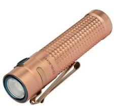 OLIGHT S2R Baton II CU 1150 Lum EDC Raw Copper Flashlight Limited Eddition