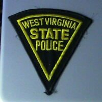 Patch Retired: West Virginia State Police Patch