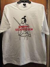 Samurai Delicatessen- John Belushi SNL 2006 RARE Lic OOP- White T-Shirt- XLarge