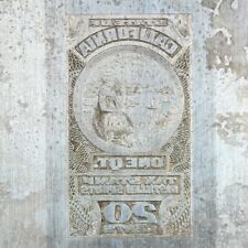 American Bank Note Company: California Printing Plate (State Seal)