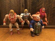 Vintage Mattel He-Man Action Figures - Lot Of 4 (#4)