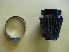 39mm Sportluftfilter Luftfilter Powerfilter Auto Motorrad
