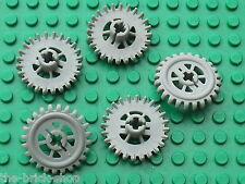 Engrenage LEGO TECHNIC Gear 24 Tooth Type III ref 3650 / set 8812 8480 8459 8425