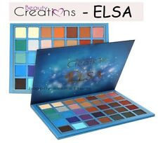 Beauty Creations Elsa 35 Color Eye Shadow Palette *Brand New Colors* US SELLER
