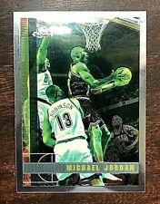 1997-98 Topps Chrome #123 Michael Jordan