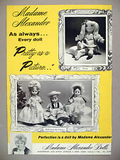 Madame Alexander Doll PRINT AD - 1972 ~ dolls, Funny