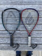 Two Racquetball Racquets