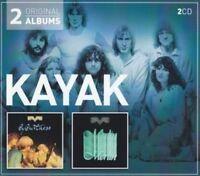 Kayak - Eye Witness/Merlin [New CD] Holland - Import