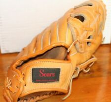 Vintage Sears Baseball Glove  #16158 Right Hand Throw