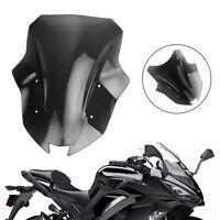 1x Motorcycle Windscreen Windshield For Kawasaki Ninja 1000 Z1000SX 2017-2020 T5