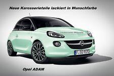 opel adam stoßstangen & zierleisten fürs auto günstig kaufen | ebay