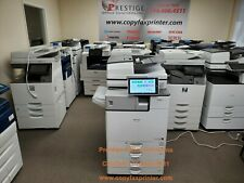 Ricoh Im C4500 Color Copier Printer Scanner Low Meter Count Only 68k