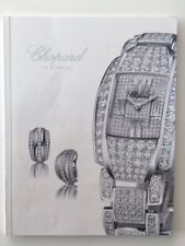 Watch catalog / Catalogues montres CHOPARD LA STRADA 2013 15 cm x 20 cm