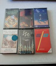 Elo Cassette Joblot Six Tapes