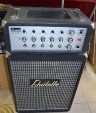 Echolette M150 Gesangs- Gitarrenverstärker mit Echolette Box LE2 Vintage
