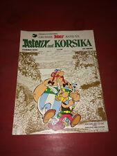 Asterix auf Korsika Volume 20 Rarity 1975