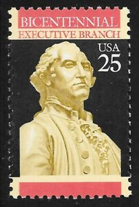 U.S. Scott #2414  25c Executive Branch Stamp MNH OG XF-SUPERB!!!
