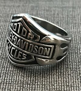 HD Ring for lovers of motorcycle harley. new Edition 2021 desing unisex