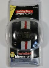 Walking Shop by SPORTline Wristband Fitness Watch Free Shipping 2 Wrist Bands