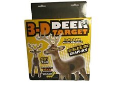 "Nxt Generation 3D Deer Target Inflatable 14 Point Whitetail Size 58"" Tall"