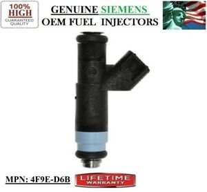 Genuine Siemens #4F9E-D6B -05-06-07 Ford Freestyle 3.0L V6 Fuel Injector 1_PIECE
