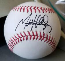 Matt Holliday Signed Baseball