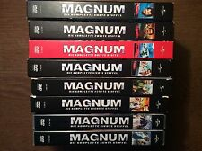 Magnum - komplette Serie Seaon Staffel 1 2 3 4 5 6 7 8 [44 DVD]  Deutsche Boxen