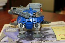 Zoids Hasbro Missile Tortoise