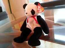 'Fortune' the Panda Beanie Baby - MINT - RETIRED