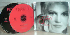 Peggy Lee-Black Coffee-The Best of (2 CD 's)