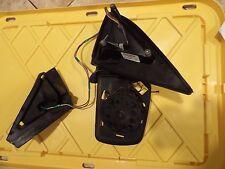 2000-2006 BMW X5 E53 ~ RIGHT SIDE HEATED MIRROR fits bmw x5 no glass 51167039898
