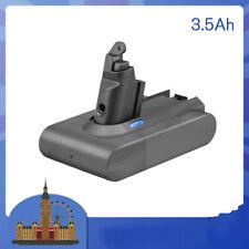 Batterie 21.6V 3.5Ah Pour Dyson V6 SV04 SV05 SV06 DC58 DC59 DC61 DC62 Animal