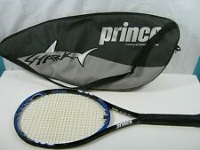 Prince O3 Hybrid Shark Tennis Racquet With Cover/Case 4 Grip