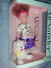 "2008 Madame Alexander Fancy Nancy and The Posh Puppy 9"" Doll"