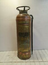 Buffalo Fire Extinguisher - New York Central - Copper