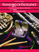 Standard of Excellence: Bb Clarinet Book 1 - Band Method Book W21CL