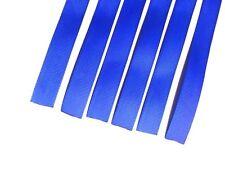 6 x rullante cinghie Filo Nastro Corda Stringa per rullante fili, Blu di alta qualità