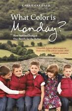 What Color Is Monday?: How Autism Changed One Family for the Better (Paperback o