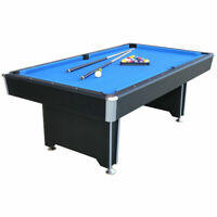 7ft Full-Size MightyMast luxurious Pool solid Table Composite Playing Surface UK