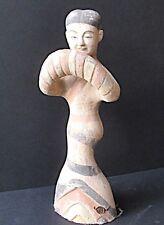 Très Grande Statuette en Terre Cuite de CHINE