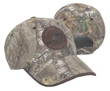 WINCHESTER  Realtree Xtra Camo w/ Brown Circle Logo Patch Hunting Hat