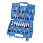 Pro 39pcs Turnbuckle For Shock Absorber's Top Lid Removal Tool CA SHIP