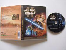 Star Wars Episode II : L'attaque des clones de Georges Lucas, DVD, SF/Action